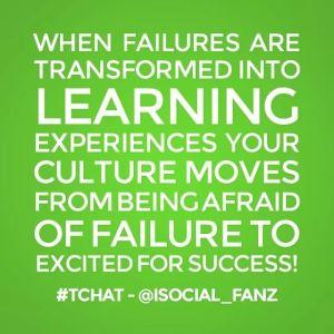 Failures culture